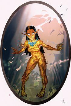 Fairy Tale Scrapbook, Pocahontas (Wood): Disney Elementals series by CeruleanRaven