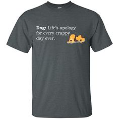 dog life's apology for every crappy day ever -01