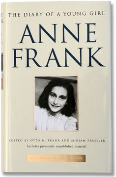 Anne Frank is perhaps the most famous victim of the Holocaust – she began her diary on her thirteenth birthday. She wrote 'I hope I will be able to confide everything to you, as I have never been able to confide in anyone, and I hope you will be a great source of comfort and support.'