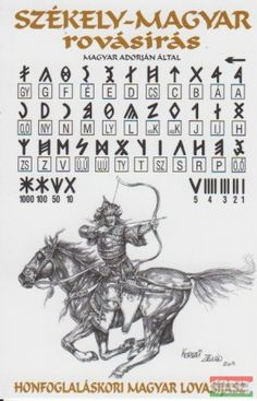 Ancient Hungarian alphabet - before medieval times Hungarian Tattoo, Hungarian Embroidery, Hungary History, Ancient Alphabets, Alphabet Symbols, Little Paris, Magic Symbols, Austro Hungarian, Family Roots