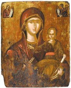 Orthodox Icons, Our Lady, Mona Lisa, Marvel, Cyprus, Artwork, Painting, Room, Ideas