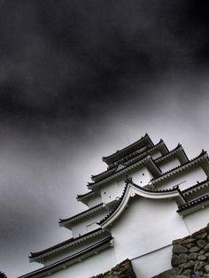 Tsuruga-jo Castle, Fukushima, Japan
