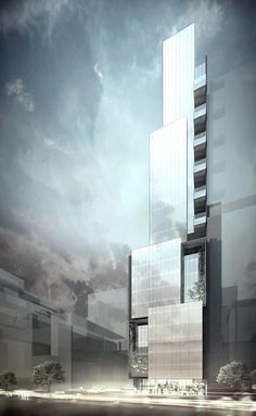 100 Vandam - New York - Architecture - SCDA