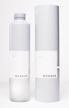 MUGGUR // premium icelandic gin on Behance PD