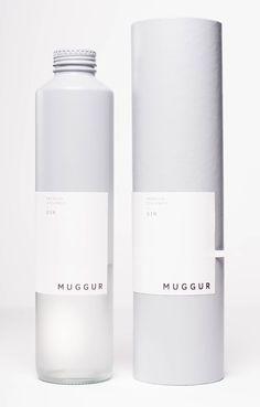 MUGGUR // premium icelandic gin on Behance PD