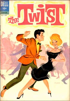 The Twist — July 1962 Comic Book