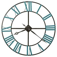 """Found it at Wayfair - Oversized St Clair 36"""" Wall Clock"""