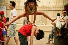 Luksong Baka #game #Philippines #Pinoy #Pilipinas #Filipino