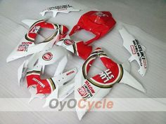 Hot Sales,Cheap 750 fairing For Suzuki GSX-R 2008 2009 2010 Lucky Strike Race Motorcycle Fairings (Injection molding) Red Motorcycle, Suzuki Motorcycle, Suzuki Gsx R 600, Gsxr 750, Red And White, Abs, Motorcycle Accessories, Luxury, 6 Pack Abs