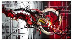 Abstract Imports - Abstract Free Spirit Art