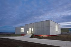 Caixas de concreto suspensas | arktalk