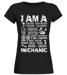 """# I am a Mechanic, Badass Mechanic Cool T-Shirt .  Special Offer, not available in shops      Comes in a variety of styles and colours      Buy yours now before it is too late!      Secured payment via Visa / Mastercard / Amex / PayPal      How to place an order            Choose the model from the drop-down menu      Click on """"Buy it now""""      Choose the size and the quantity      Add your delivery address and bank details      And that's it!      Tags: I am a Mechanic, Badass Mechanic Gift…"""