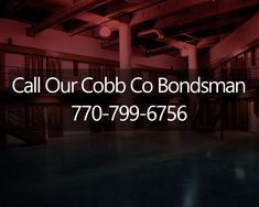 How Cobb County bail bonds work with the jail policies.