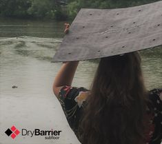 Don't have an umbrella? DryBarrier tiles are water resistant so I guess you could use one of our tiles to stay dry? Tiles, Water, Pictures, Room Tiles, Gripe Water, Photos, Photo Illustration, Aqua, Tile