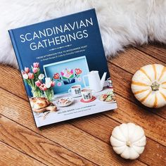 I'm constantly in awe of my friends' talents. Like @luluthebaker for example who just published a gorgeous cookbook/craft book as a nod to her family's ancestry. I even helped test one of the recipes last year and can attest to its delicious simplicity. Click the link in my profile to learn more. #scandinaviangatherings        #cookbook #books #craftbook #bookstagram #instabook #scandinavian #igreads #bookoftheday #welovereading #pjlovesbooks #agirlnamedpjreads #blogfriends #thatsdarling…
