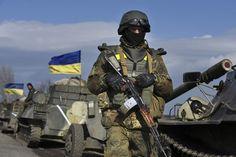 Боевики наибольше провоцировали бойцов АТО в направлении Луганска http://proua.com.ua/?p=62989