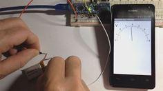 App Inventor + Arduino Analog Voltmeter