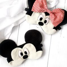 Mickey Mouse sleep mask Minnie Mouse Disney Sleep mask for