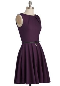 Love this from ModCloth- classic for work or attending a wedding this fall