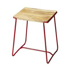 Miles City Accent Stool