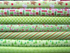 christmas fabric for trees