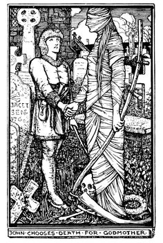 Henry Justice Ford - The all sorts of stories book by Mrs. Lang ; edited by Andrew Lang, 1911 (2)
