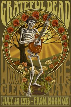 Grateful Dead Summer Jam by Chronoperates.deviantart.com on @deviantART