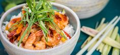 Drunken Prawns (from Whitewater Cooks with Passion) Prawn Recipes, Fish Recipes, Snack Recipes, Healthy Recipes, Healthy Foods, Snacks, Cookbook Recipes, Cooking Recipes, Cooking Ideas