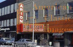 Arion restaurant in Burlington, Ia.