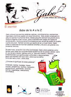 Gabo de la A a la Z