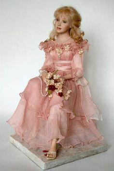 Doll by Svetlana Nikulchina