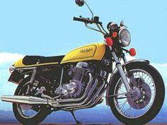1975 honda cb750f   1975 Honda Cb750 F1 Super Sport