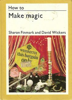 A kid's book on magic and witchcraft from the 70's? And here I had to make do with Scott Cunningham in the 80's!