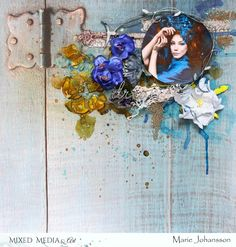 Create without limits: Deep Inside - Mixed Media & Art Design Team