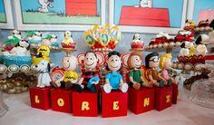 Fernandes Fotografia - BLOG - Nicolas e Lorenzo - Aniversário do Snoopy