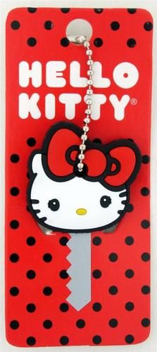 Loungefly Hello Kitty Big Red Bow Rubber Key Cap Cover Awesome Backpacks, Loungefly Hello Kitty, Key Caps, Key Covers, Now And Forever, Capes, Madness, Belts, Fangirl