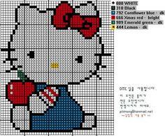 hello-kitty-con-una-mela-a-punto-croce.jpg 550×456 pixels