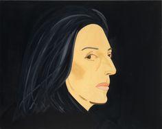 Alex Katz's portraits   Art   Agenda   Phaidon