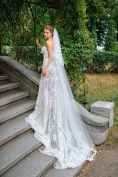 Stella Shakhovskaya 2017 Bridal Collection - Ardente