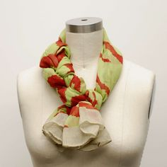 If there's one accessory that I can't live without, it's a scarf. Scarves are an excellent way to add color, texture and even function to an otherwise simple outfit. You can add a pashmina to evening wear, a wool tartan scarf to keep warm, or a lightweight fashion scarf on the warmest of days. TheyContinue Reading...