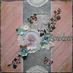 Project created by Paulien van den Bosch using the November 2014 kit, Beloved.   Pin this project to win a prize! swirlydoos.com