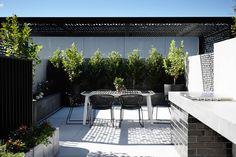 Chambers St - South Yarra, Ben Scott Garden Design