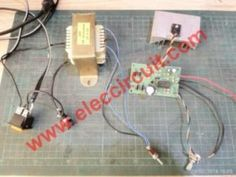 High efficiency variable regulator that new circuit design using IC regulator and easy to build and small as power protect over load maximum LEAN IT MORE! Electronic Circuit Projects, Electronics Projects, Battery Charger Circuit, Power Supply Circuit, Circuit Design, Ways Of Learning, Voltage Regulator, Audio Amplifier, Circuit Diagram