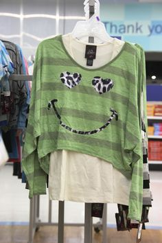 Girls Smile Shirt (available only in stores) Click image to see weekly ad