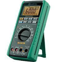 Máy móc công nghiệp: Đồng hồ đo điện, đồng hồ đo điện vạn năng, ampe kì...