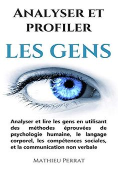 How To Read People, Lus, Lectures, Positive Attitude, Book Lists, Books To Read, Psychology, Family History, Amazon Fr