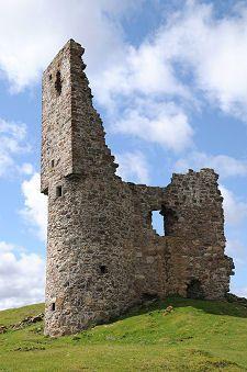 Ardvreck Castle from the South East. Побудуй свій власний замок http://eko-igry.com.ua/products/category/1658731