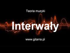 Interwały - Teoria Muzyki - www.gitarra.pl - YouTube