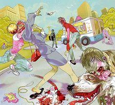 Illustrations by Tomer Hanuka