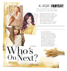 """k-pop"" by shintawidyarini on Polyvore featuring kpop"